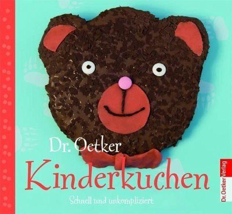 Gebundenes Buch »Kinderkuchen«