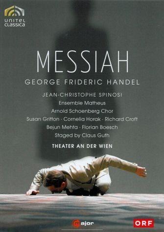 DVD »Händel, Georg Friedrich - Der Messias«