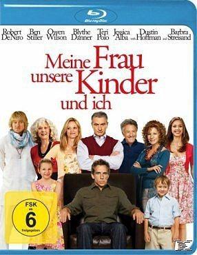 Blu-ray »Meine Frau, unsere Kinder und ich (inkl....«