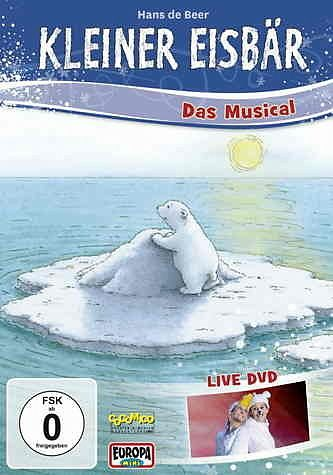 DVD »Der kleine Eisbär - Das Musical: Die Live DVD«