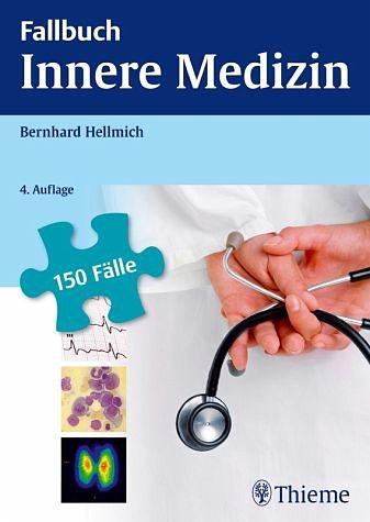 Broschiertes Buch »Fallbuch Innere Medizin«