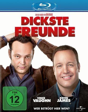 Blu-ray »Dickste Freunde«