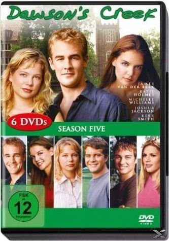 DVD »Dawson's Creek - Season Five (6 DVDs)«