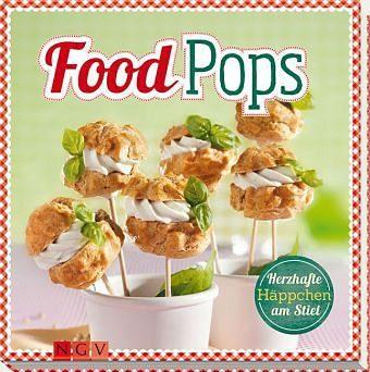 Gebundenes Buch »Food Pops«
