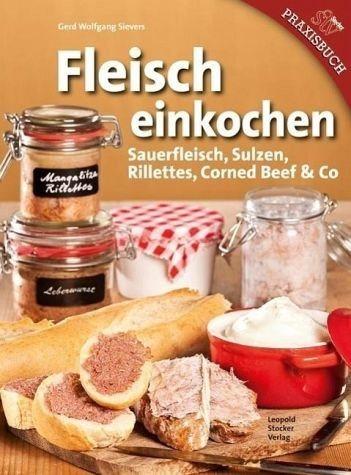 Gebundenes Buch »Fleisch einkochen«