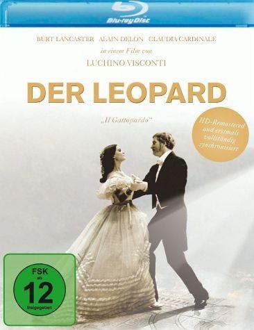 Blu-ray »Der Leopard«