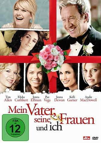 DVD »Mein Vater, seine Frauen und ich«