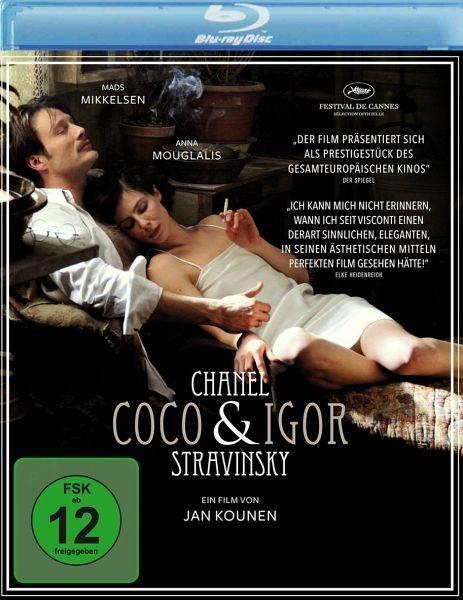 Blu-ray »Coco Chanel & Igor Stravinsky«