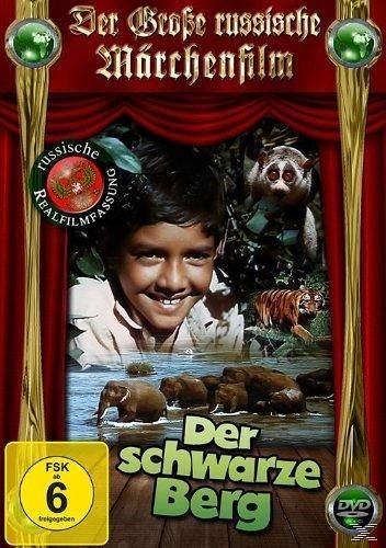 DVD »Russische Märchenklassiker: Der schwarze Berg«