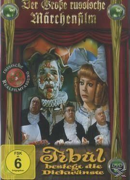 DVD »Russische Märchenklassiker: Tibul besiegt die...«