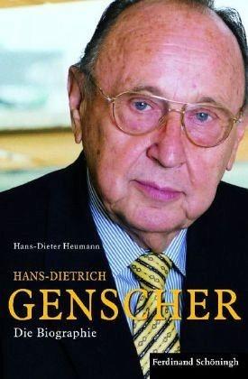 Gebundenes Buch »Hans-Dietrich Genscher«