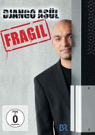 DVD »Django Asül - Fragil«