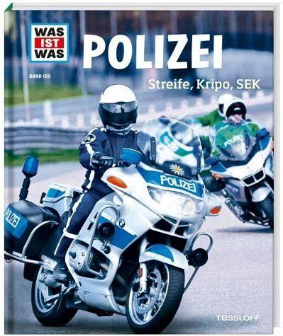 Gebundenes Buch »Polizei / Was ist was Bd.120«