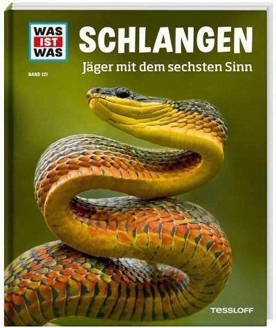 Gebundenes Buch »Schlangen / Was ist was Bd.121«