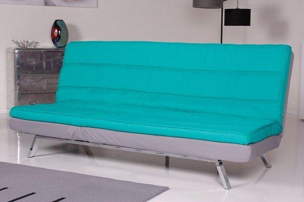 kasper wohndesign relax schlafsofa starlight bettsofa stoff turkis und grau kawola online. Black Bedroom Furniture Sets. Home Design Ideas