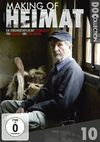 DVD »Making of Heimat«