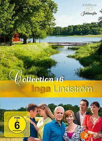 DVD »Inga Lindström Collection 16 (3 Discs)«