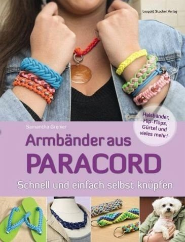 Broschiertes Buch »Armbänder aus Paracord«