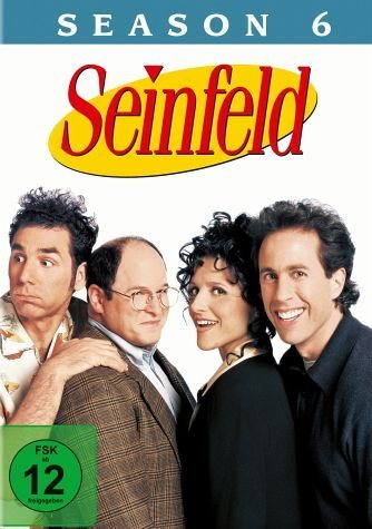 DVD »Seinfeld - Season 6 (4 Discs)«