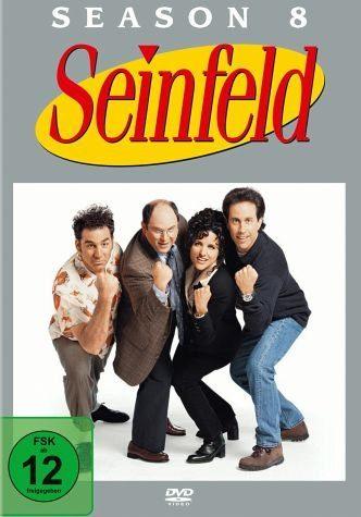 DVD »Seinfeld - Season 8 (4 Discs)«