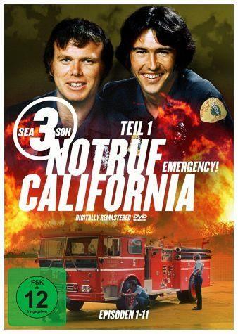 DVD »Notruf California - Staffel 3, Teil 1 (3 DVDs)«