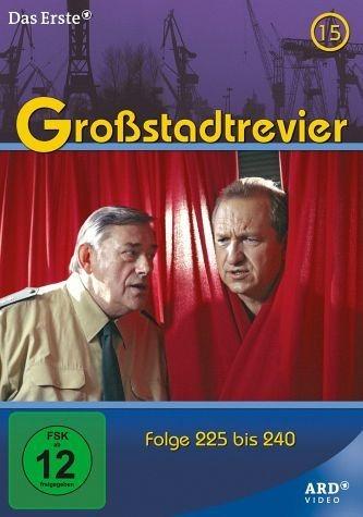 DVD »Großstadtrevier - Box 15, Folge 225 bis 240 (4...«