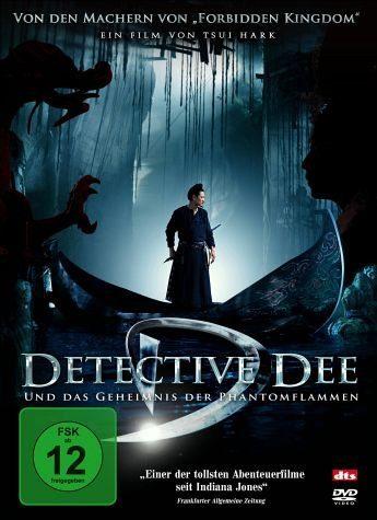 DVD »Detective Dee und das Geheimnis der...«