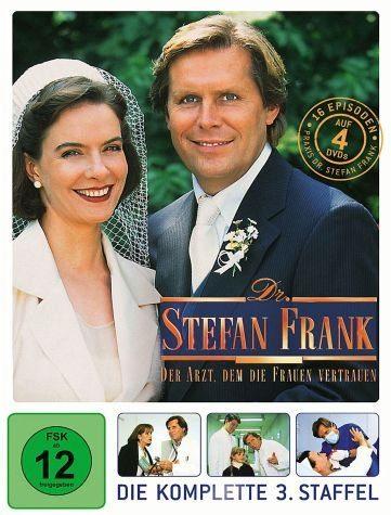 DVD »Dr. Stefan Frank - Die komplette dritte...«