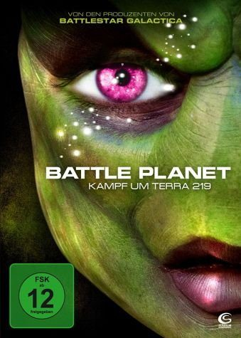 DVD »Battle Planet - Kampf um Terra 219«