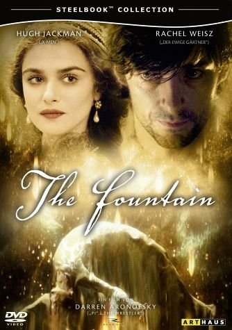 DVD »The Fountain (Steelbook Collection)«