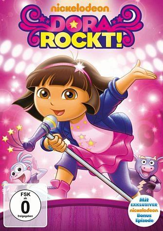 DVD »Dora - Dora rockt!«