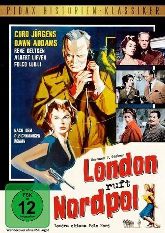DVD »London ruft Nordpol«