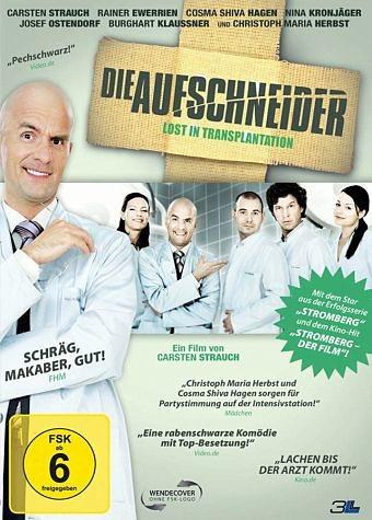 DVD »Die Aufschneider«