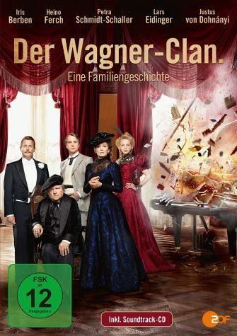 DVD »Der Clan. Die Geschichte der Familie Wagner (+...«