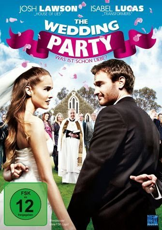 DVD »The Wedding Party - Was ist schon Liebe?«