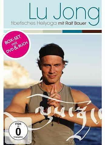 DVD »Lu Jong - Tibetisches Heilyoga mit Ralf Bauer«
