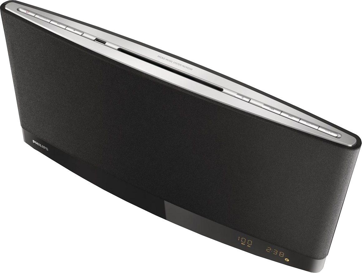 Philips MCM2250 Minianlage, 1x USB