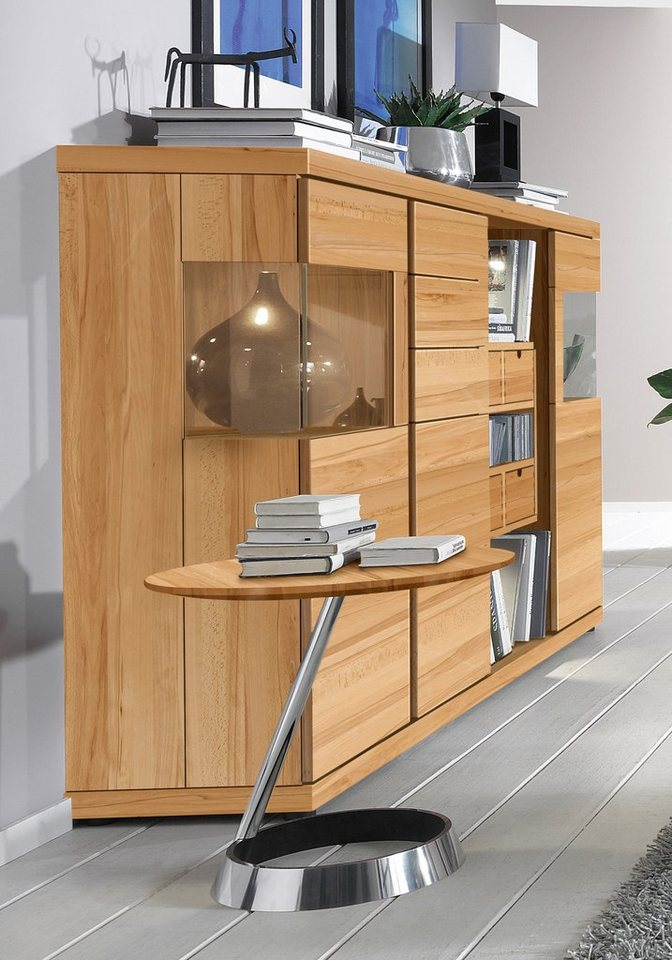 venjakob highboard v plus dekok sten rechts mit. Black Bedroom Furniture Sets. Home Design Ideas