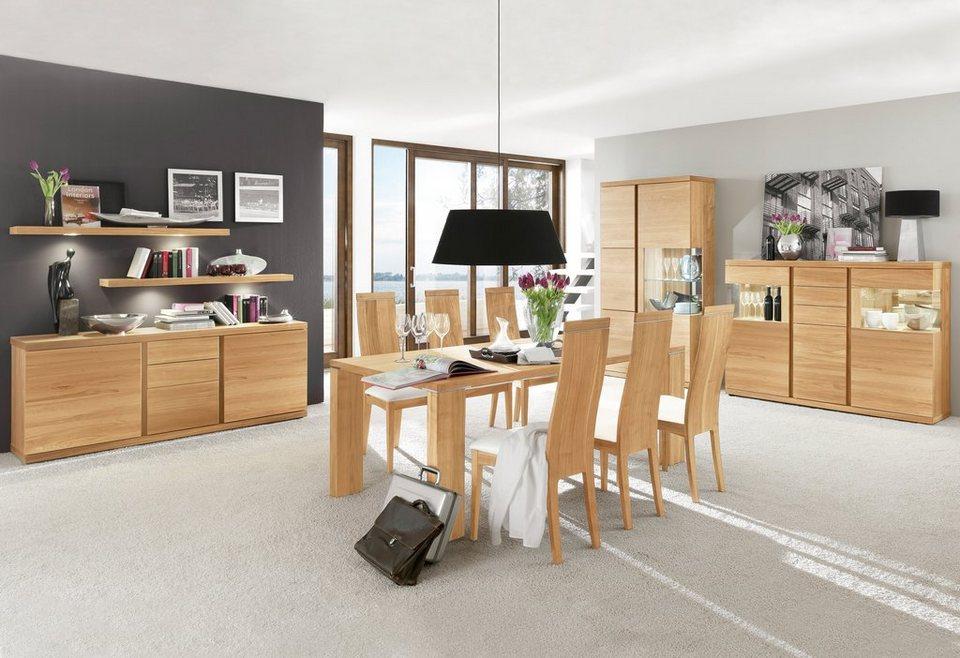 venjakob highboard v plus 3 t rig mit beidseitiger. Black Bedroom Furniture Sets. Home Design Ideas