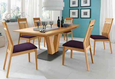 Säulentisch Holz säulentisch aus holz kaufen otto
