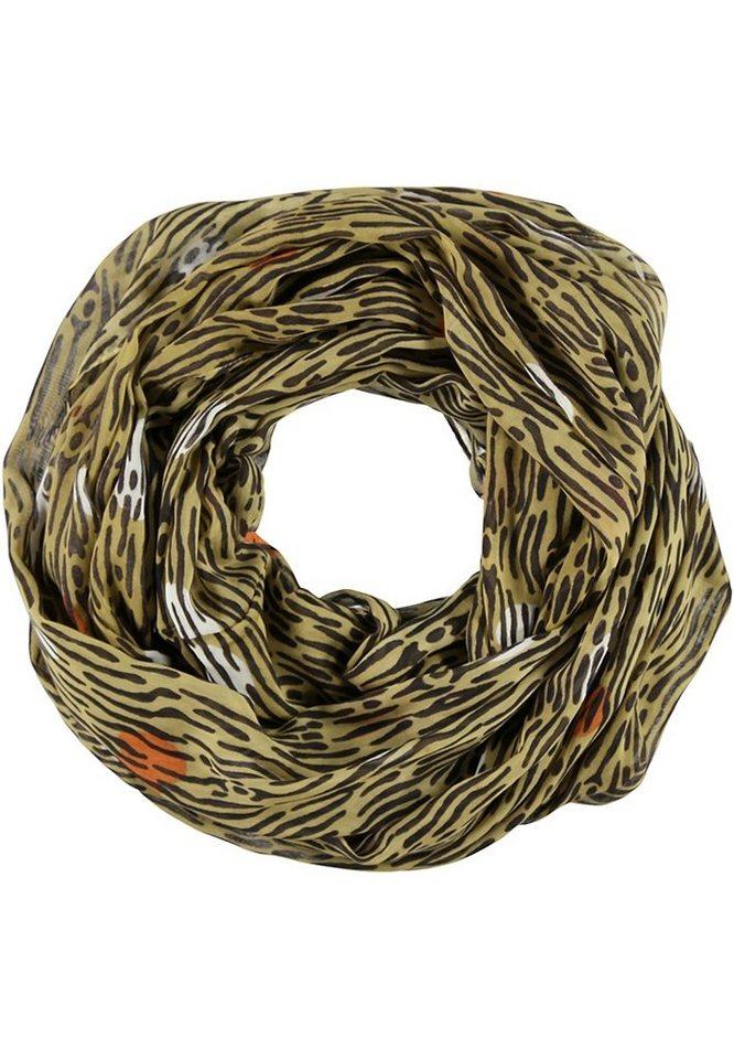 Passigatti Schal in beige