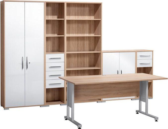 Maja Möbel Büro-Set »1200«, (Set, 6-tlg)