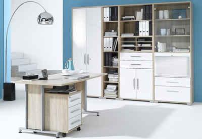 Büromöbel weiss  Büromöbel-Sets kaufen » Lieferung zum Wunschtermin | OTTO