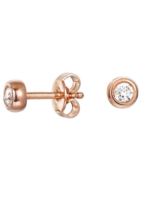 "ESPRIT Paar Ohrstecker ""ESPRIT-JW50109 Rose, ESER92636B000"" in roségoldfarben"