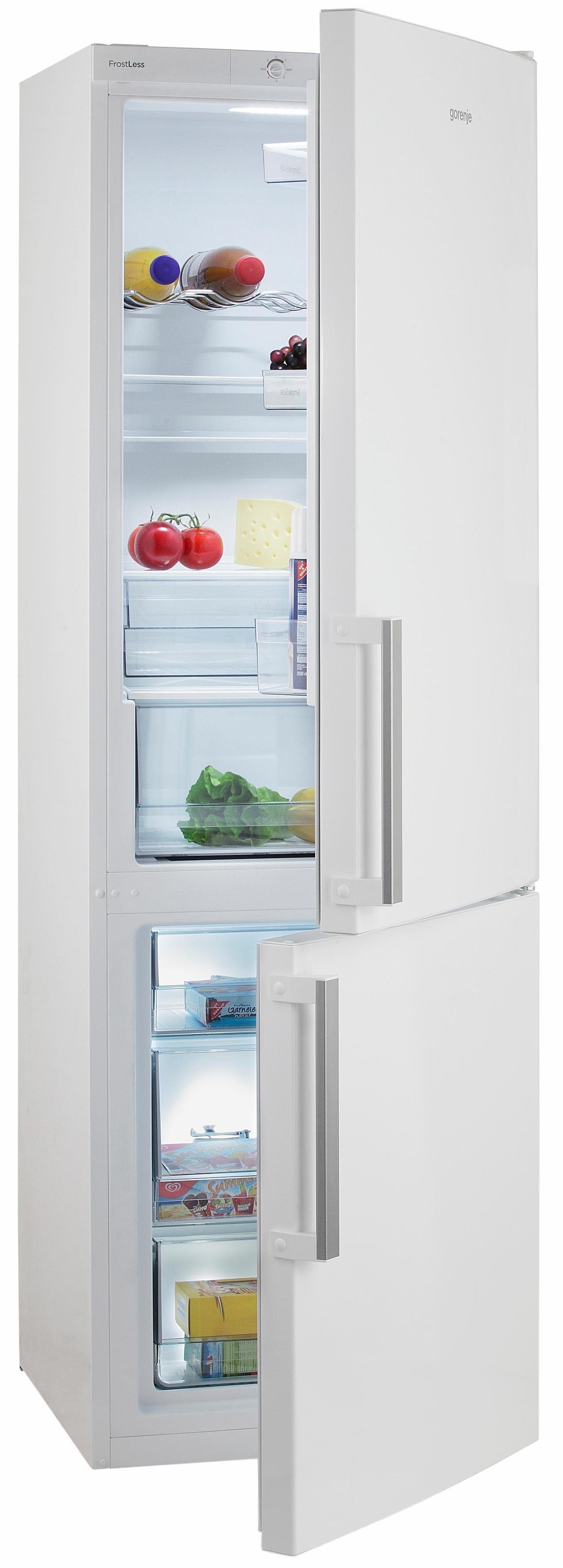 gorenje kühl-gefrierkombination