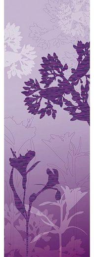 Architects Paper Fototapete »Mystic Blossoms Violet«, (1 St), Vlies, glatt