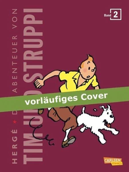 Gebundenes Buch »Tim und Struppi / Tim und Struppi...«