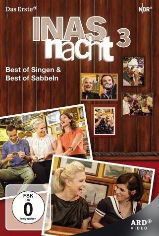 DVD »Inas Nacht - Best of Singen & Best of Sabbeln...«