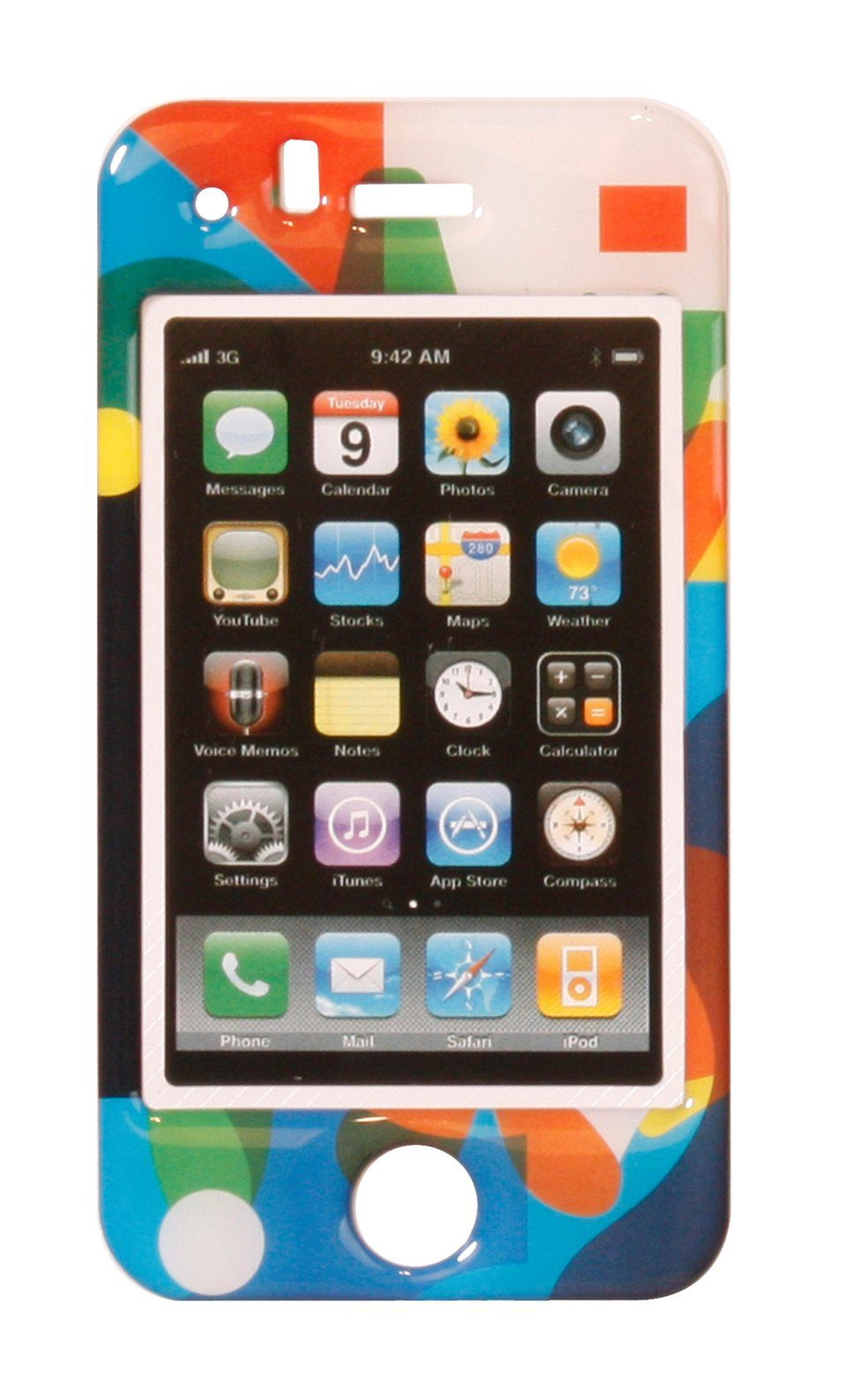 BODINO Schutzfolie »SuperSkin iPhone 3G/3GS COLORLOVER«