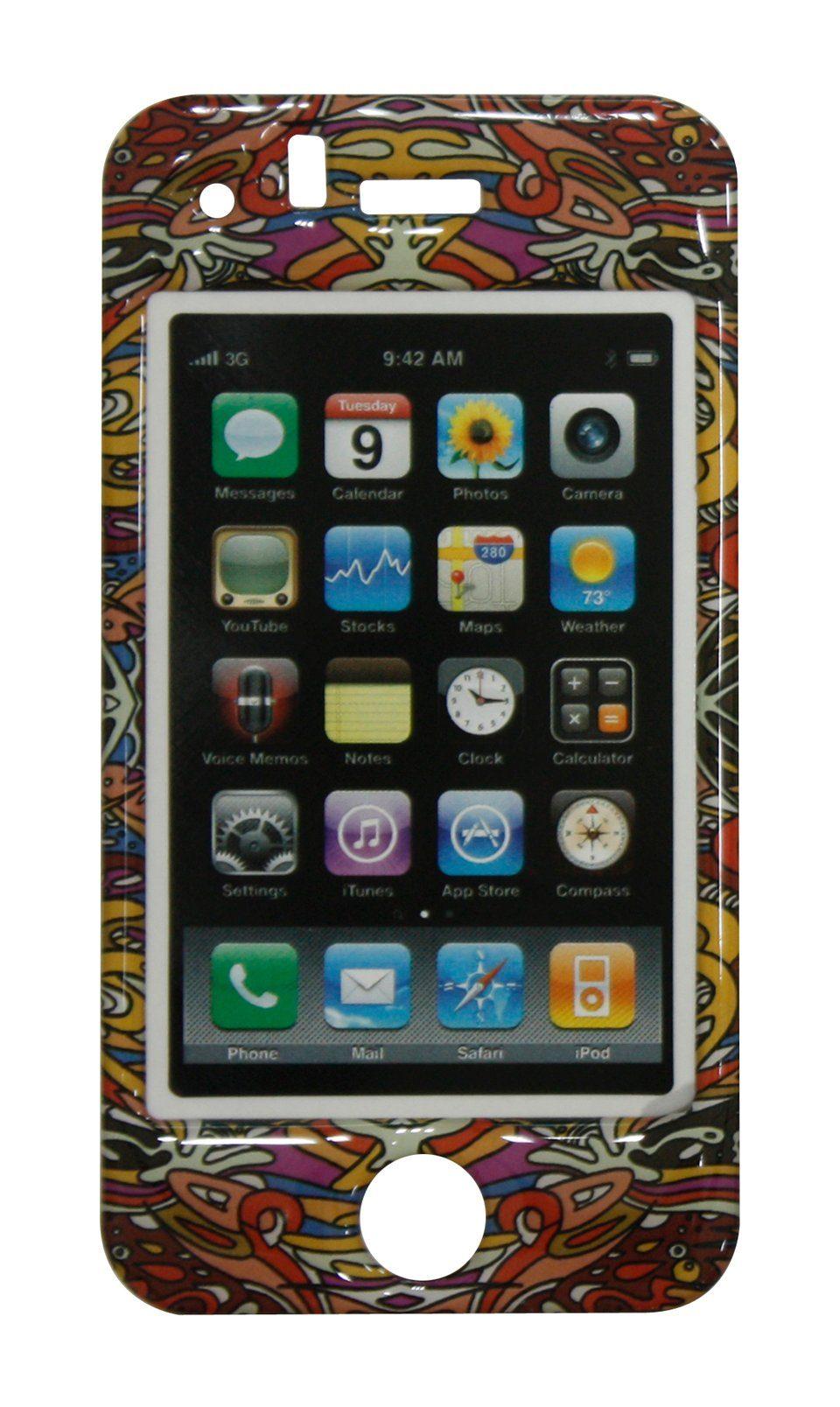 BODINO Schutzfolie »SuperSkin iPhone 3G/3GS CARIOCA«